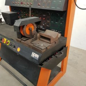 SPIN 1705 Bench for testing / testing alternators and car electric motors