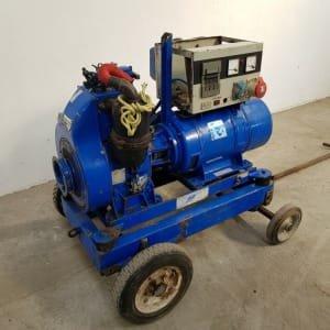 VISA TELEX DCSU Generator