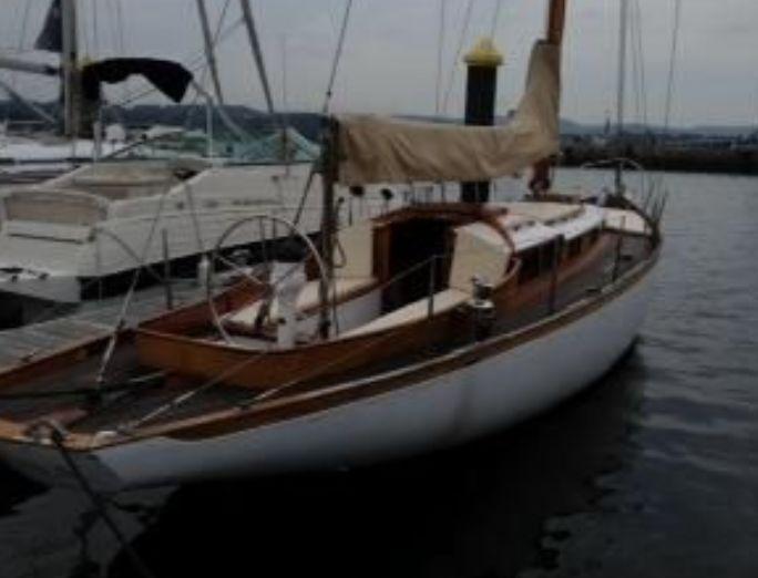 Embarcación velero