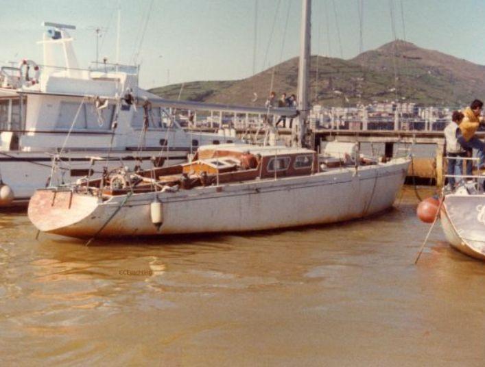 Embarcion velero