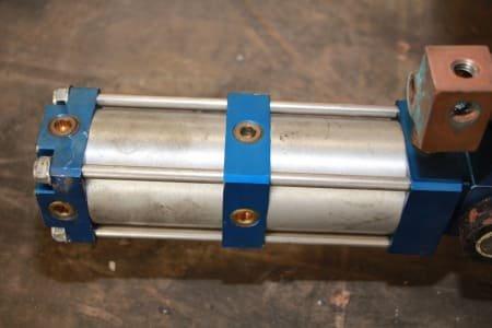 SERV Point welidng clamp