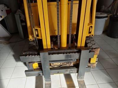 Carretilla eléctrica OM E20