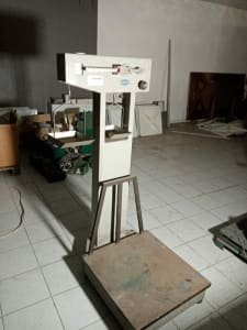 FULGOR Counting Scale