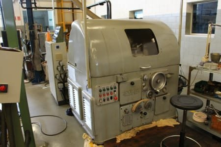 Máquina talladora de engranajes REISHAUER