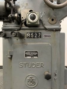 Lapeadora STUDER RLS200