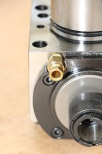 MORI SEIKI T32024A06 Motorized aggregate