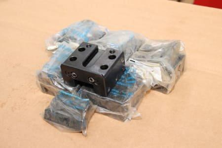 CHIA-MO T00080 Lot of Tool Holders