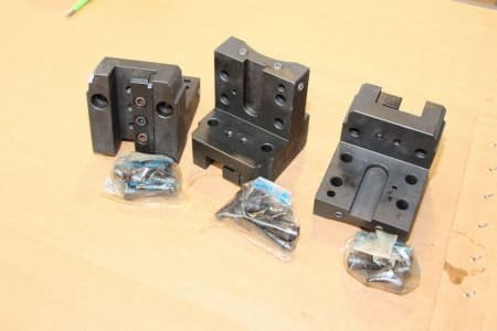 CHIA-MO 8M6T50 Lot of Tool Holders