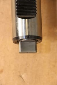 ER40 Motorized Collet Chuck
