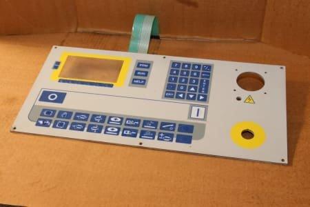 Control Panel Keyboard