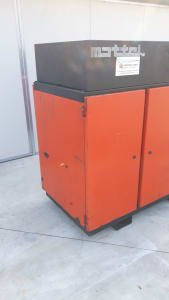 MATTEI Screw compressor