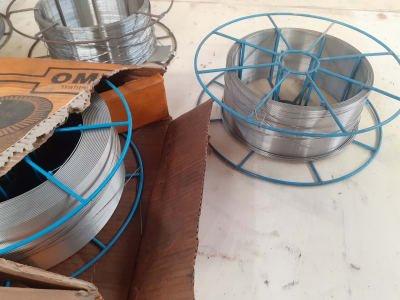 INOX Lot of inox welding wire