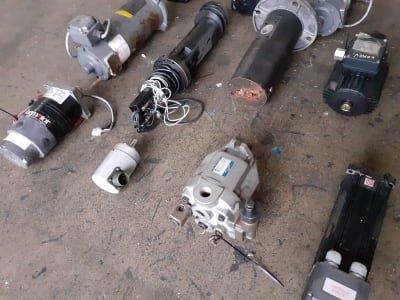 DC MOTOR Lot of DC Motors