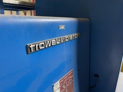 Máquina de pulido por vibración WALTHER TROWAL TYPE V 480 V-480