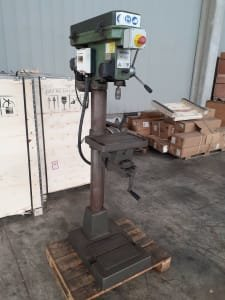 CERMAC Column Drill