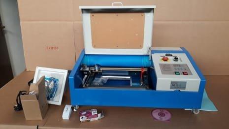 GUANGZHOU KH-3020 Laser Engraving Machine