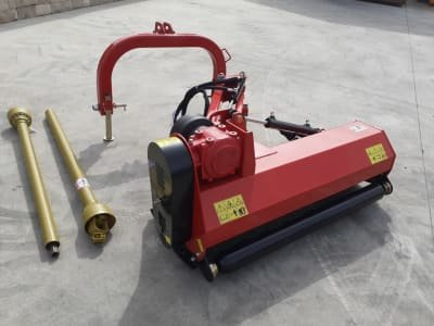 Flail Mower For Tractor