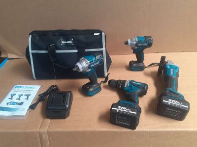 KLAMEL Battery Kit