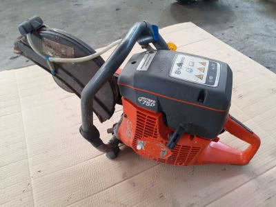 HUSQVARNA K750 Concrete Cut Machine