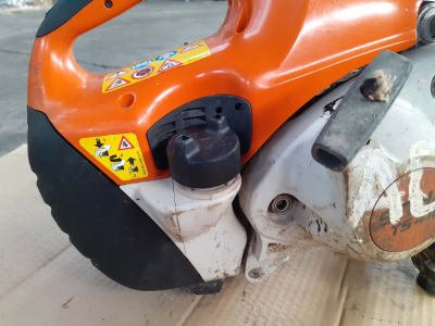 STIHL TS410 Concrete Cut Machine