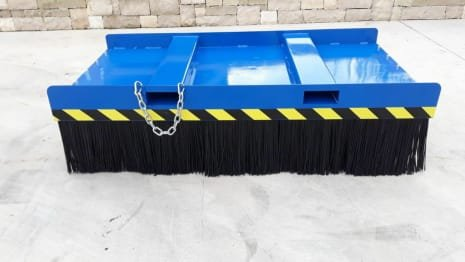 ROLFI Industrial Broom For Forklift