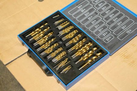 Drilling Bits Kit