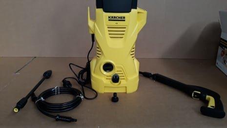 KARCHER K2 High Pressure Washer