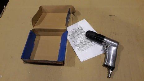 Peumatic Drill