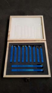 Lot Of Tools For Lathe
