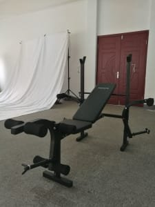 NOVA GYM AURORA Multifunction Bench