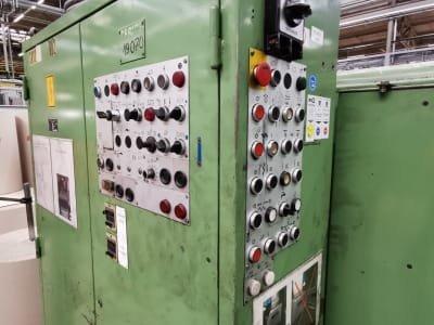 PFAUTER P 400 Hobbing machine