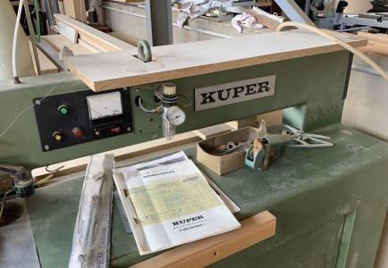 Juntadora de chapa KUPER fwj 900
