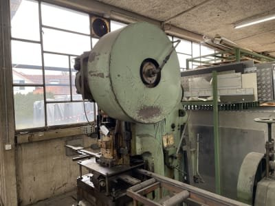 barnauler werk K-2130 Eccentric Press