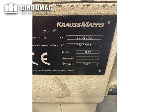 Krauss Maffei 80-390 C2