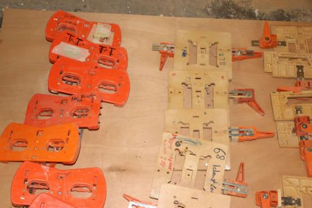 SIEGENIA Various Templates for window fittings