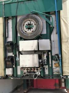 Semirremolque de cama baja de 2 ejes MEUSBURGER MPS-2