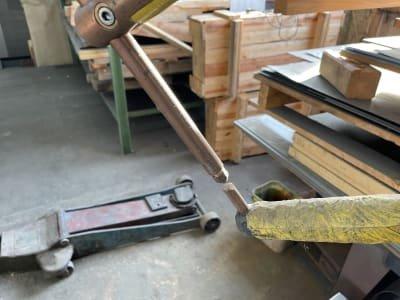 TECNA 3302 P Spot Welding Gun