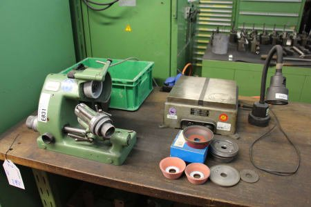 Tool Grinding Station