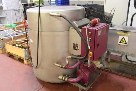 PERKUTE RC 82 Parts Cleaning Machine