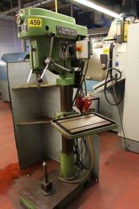 ALZMETALL AB 3/ES Column Drilling Machine