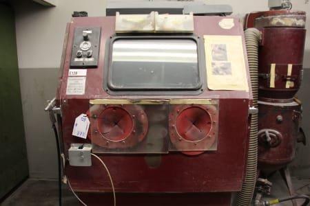 MHG SMG 100 Sandblasting Machine