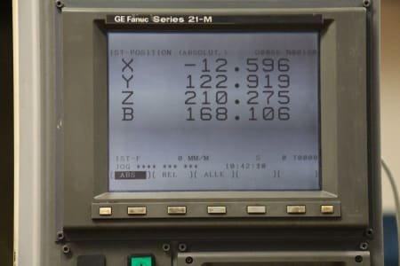 CHIRON FZ 08 S Vertical Machining Centre