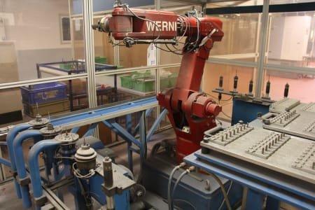 SIG ROBOTICS Robot Deburring Cell