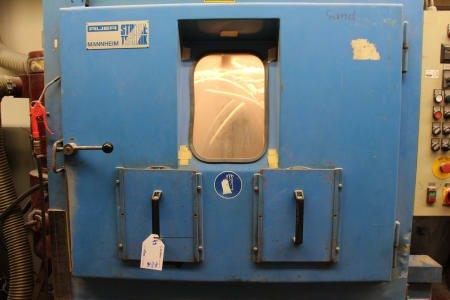 AUER ST 1200 S Blasting Cabin