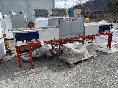 EISENMANN UV Drying System