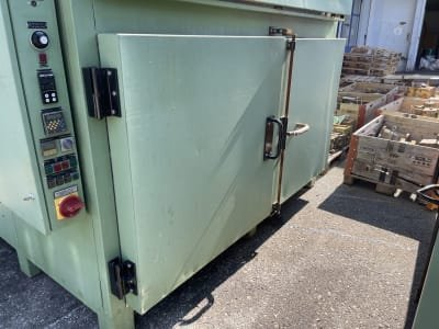 LÜKON 4-77-1 Tempering Oven