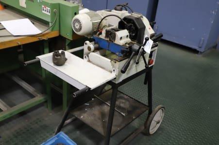 GEORG FISCHER KM 2 Thread Cutting Machine