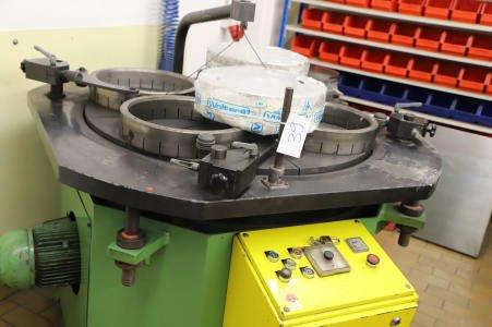 GRAESSNER WENTZKY 4 R 100 Lapping Machine