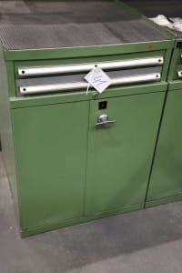 Workshop Drawer Cabinet without Content