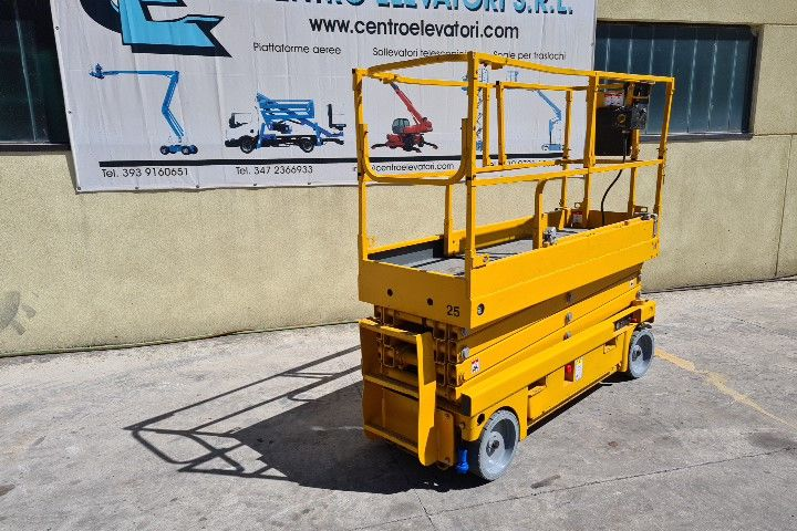 Plataforma de tijera 10Mt Haulotte Compact 10N